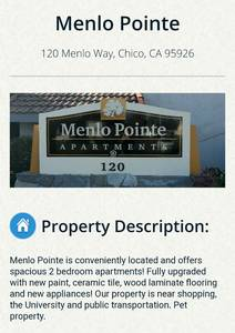 Section 8 For Rent Chico