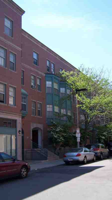 Section 8 Accepted at Parmelee Court Homes 1782 Washington ...