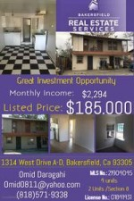 Section 8 For Rent Ventura County